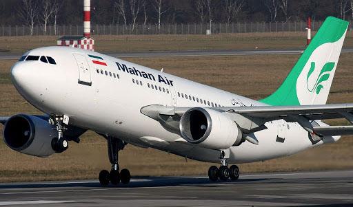 ازسرگیری پروازهای تهران- سلیمانیه هواپیمایی ماهان از روز یکشنبه نهم شهریورماه