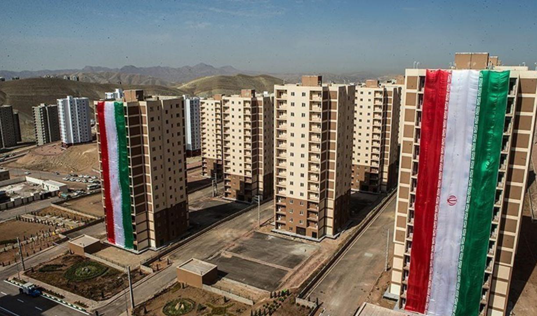 آغاز ساخت ۱۲۰ هزار واحد طرح ملی مسکن با حضور رئیس جمهور
