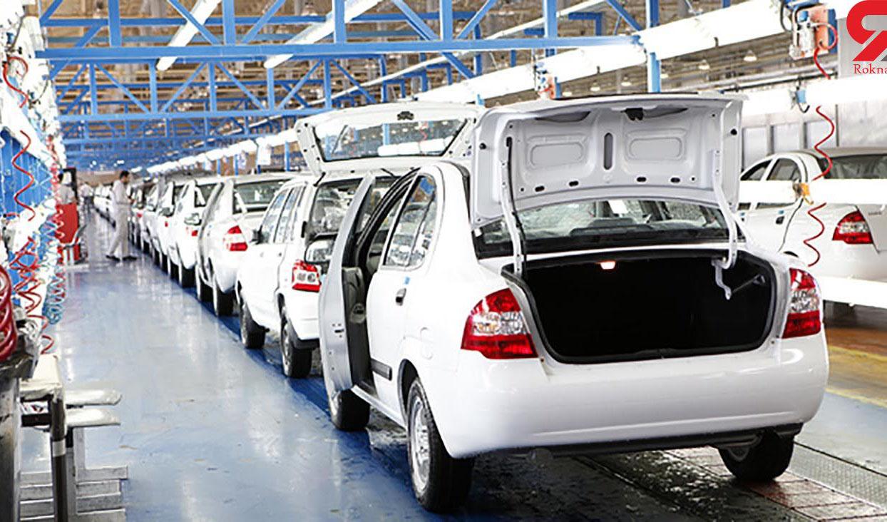 تفاوت ۵۰ تا ۱۲۰ میلیون تومانی قیمت خودرو از کارخانه تا بازار