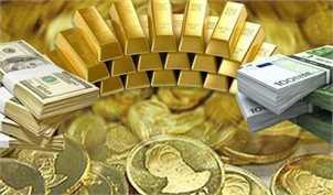 قیمت طلا، قیمت سکه، قیمت دلار و قیمت ارز امروز ۹۹/۰۶/۱۳؛کاهش قیمت طلا و ارز در بازار/ سکه ۱۱ میلیون و ۱۰۰ هزار تومان شد