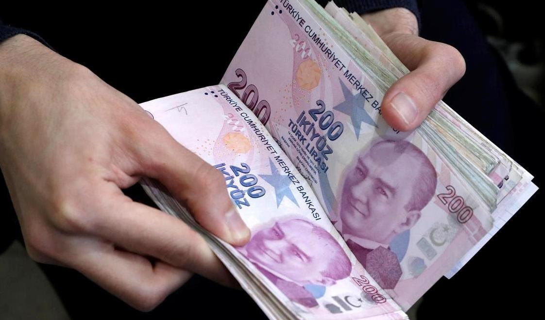 ارزش لیر ترکیه رکورد پایین جدیدی را ثبت کرد