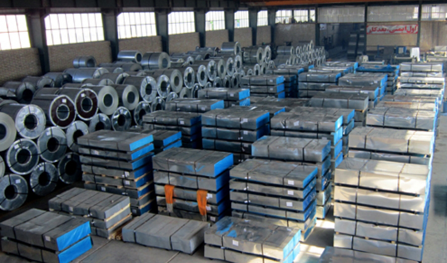 صادرات فولاد نیاز به اخذ مجوز از وزارت صنعت دارد
