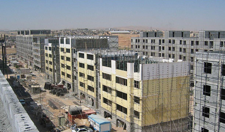 آخرین آمار ساخت مسکن ملی در شهرهای جدید