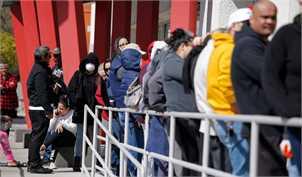 گزارش بیکاری هفتگی آمریکا بالاتر از حد انتظار شد
