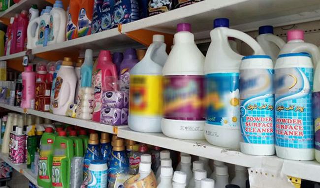 ممنوعیت صادرات محصولات شوینده، صابون و آب ژاول رفع شد
