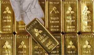 قیمت جهانی طلا امروز ۹۹/۰۶/۲۸