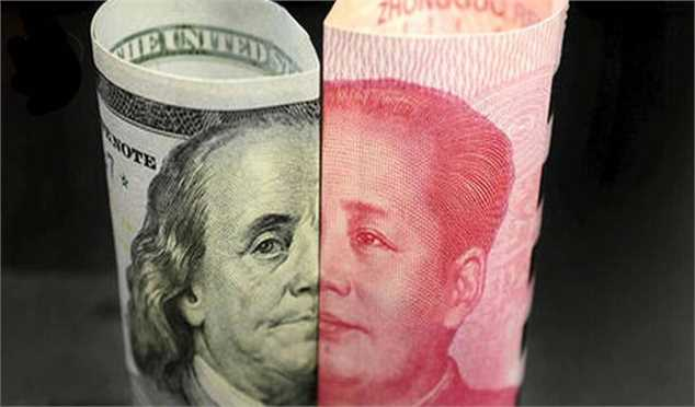 ارزش یوان چین به سرعت در برابر دلار آمریکا بالا می رود