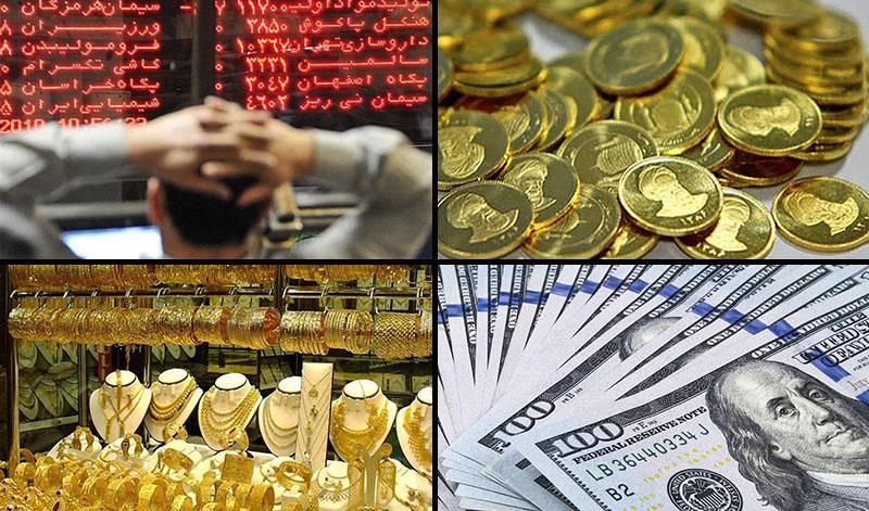 دلار سد شکست/امید به بورس بازگشت