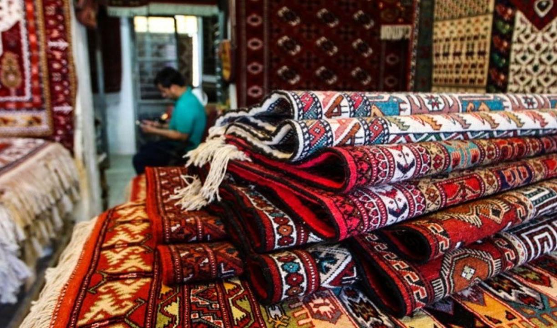 ثبات صادرات فرش دستباف با وجود تحریمها و کرونا