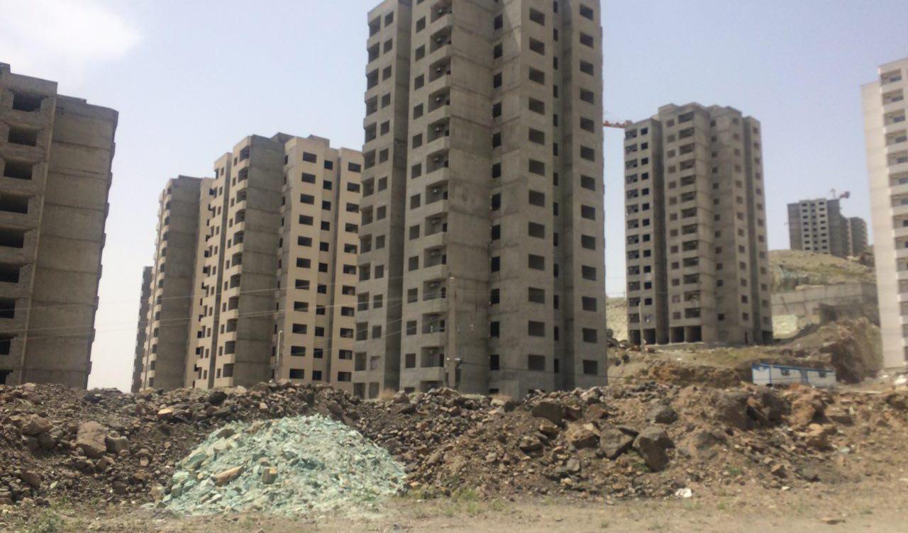 ساخت ۵۰۰۰۰ واحد مسکونی برای کمدرآمدها کلید خورد