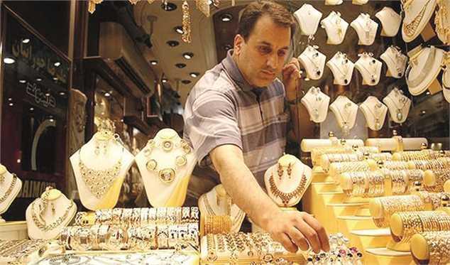 رشد قیمت طلا و سکه در بازار