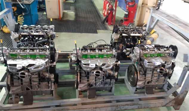 ایران خودرو: تجهیز «پژو پارس»، «سمند» و «سورن» به موتور  XU پلاس تا پایان امسال
