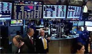 سقوط ۸۰۰ واحدی داوجونز در ساعات اولیه معاملات امروز آمریکا