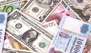 عرضه ۳۰۰ میلیون درهم به بازار ارز در نخستین روز هفته