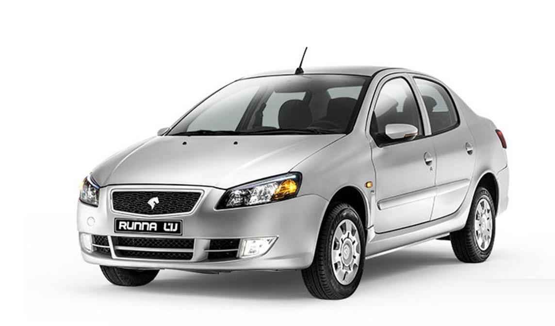 قیمت رانا پلاس از سوی ایران خودرو مشخص شد