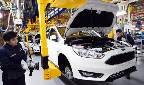 سود صنعت چین به رشد خود ادامه داد