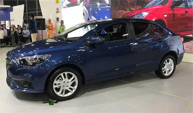 شاهین نگاه ها به صنعت خودرو را تغییر می دهد/ سایپا امکان تولید خودروهای پیشرفته را دارد