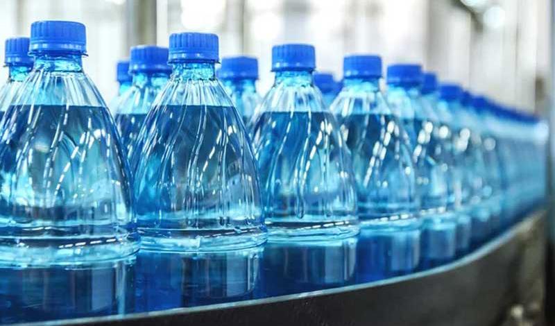 افزایش ۲۰ درصدی قیمت آب بسته بندی