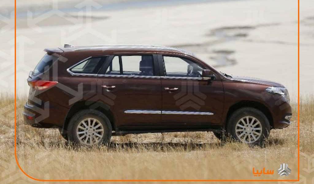 نخستین خودرو شاسیبلند آفرودی ساخته میشود/ محصول جدید گروه سایپا سال آینده به تولید انبوه میرسد