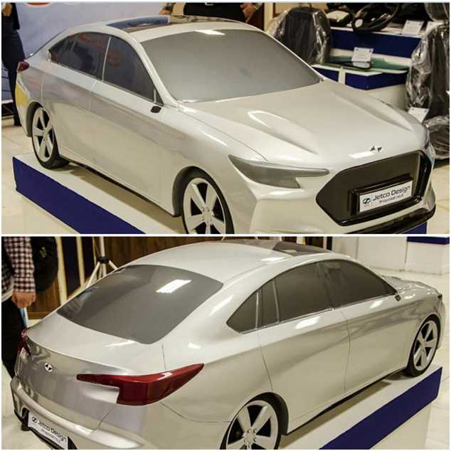 نسل جدید سمند در بازار ایران/ خودرو جدید بازار ایران؛ پلت فرم پژو تقلید از کرهای ها