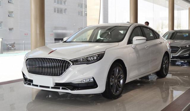 مانیان خودرو با هونگچی H5 بزودی در بازار ایران؛ برند لوکس چینی
