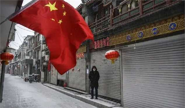 رمز چینی رشد در کرونا