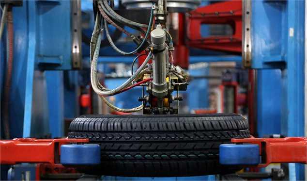 رشد ۲۶درصدی تولید تایر خودرو در نیمه نخست امسال