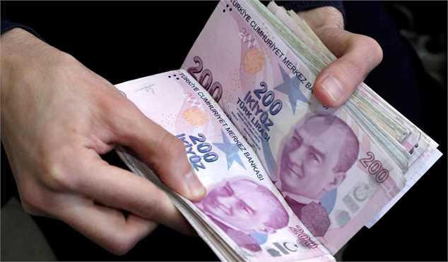 لیر ترکیه به رکورد پایین جدیدی سقوط کرد