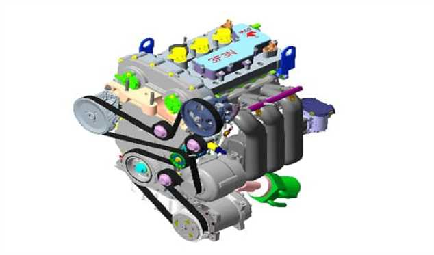 ایران خودرو: موتور تمامی محصولات تولیدی تغییر می کند