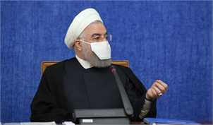 روحانی: عرضه سهام شرکت های دولتی بدون تردید ادامه می یابد