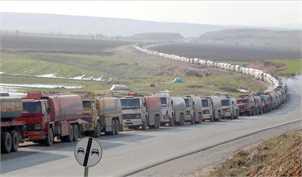 ایران و عراق توافق کردند/ آغاز تردد تانکرهای سوخت