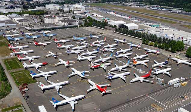 سقوط ۹۶ درصدی سفر هوایی اروپا در سه ماهه دوم