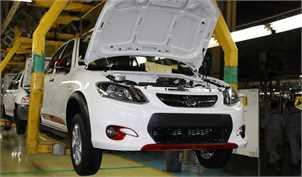 ورود تجهیزات برای ایجاد زیرساختهای تولید بدنه خودرو کوئیک