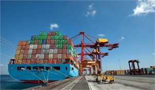 وزن اقلام صادراتی در نیمه نخست سال سه برابر واردات بود