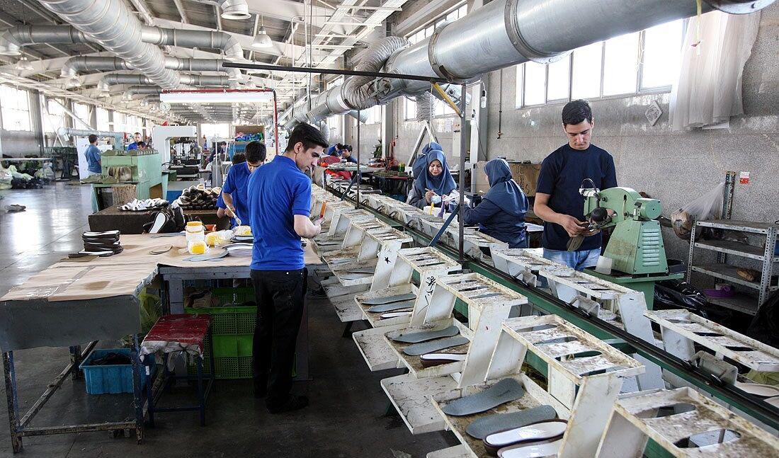 پرداخت ۳۹هزار میلیارد ریال تسهیلات رونق تولید به ۱۵۳۵ واحد تولیدی