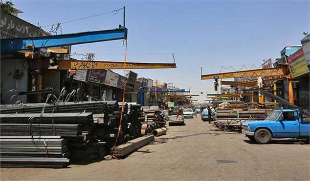 قیمت آهن آلات ساختمانی در ۹ آبان