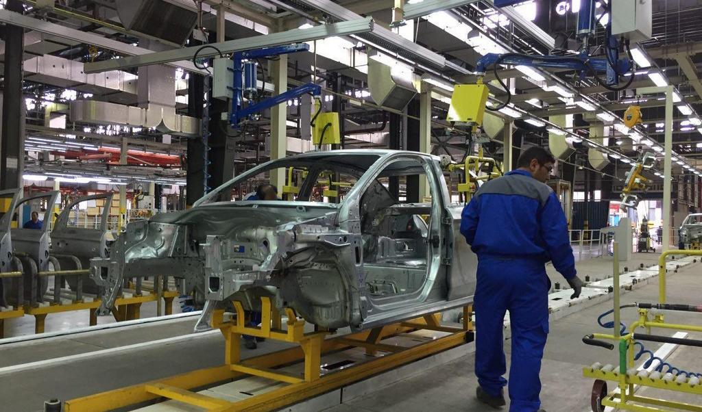 برنامهریزی برای افزایش تولید خودرو در نیمه دوم سال ۹۹