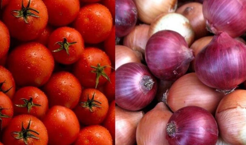 گوجه فرنگی و پیاز ارزان میشوند
