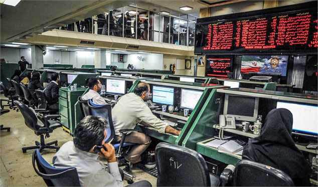 تداوم روند نزولی بازار سهام / شاخص ۱۷ هزار واحد افت کرد
