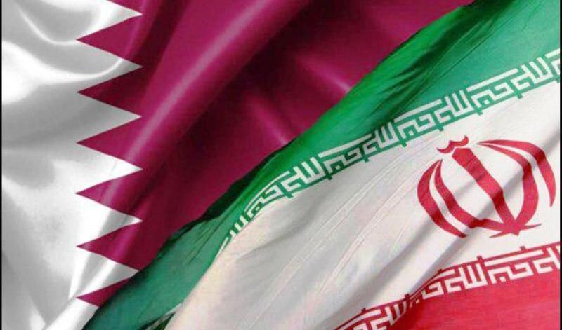 تاکید ایران و قطر بر توسعه روابط همه جانبه
