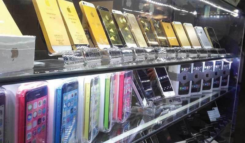 قیمت انواع گوشی امروز 21 آبان 99 + جدول