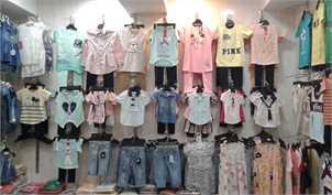 داغ قیمتهای نجومی بر پیشانی بازار یخزده لباس بچه