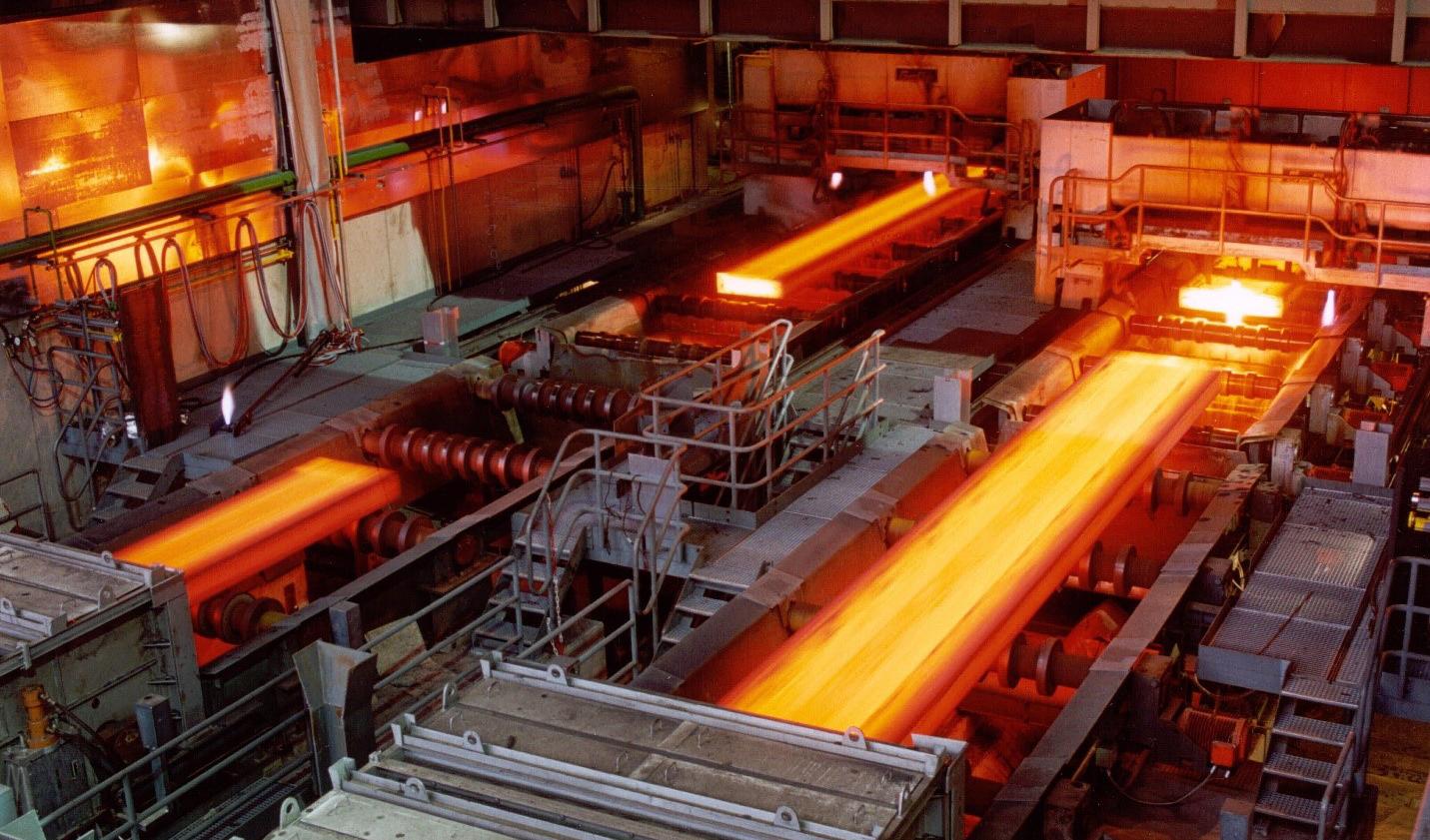 تولید بیش از ۱۳.۹ میلیون تن شمش فولادی