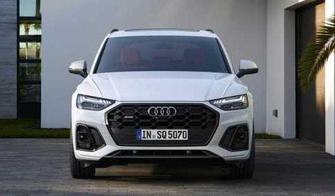 معرفی آئودی اس کیو5 مدل 2021