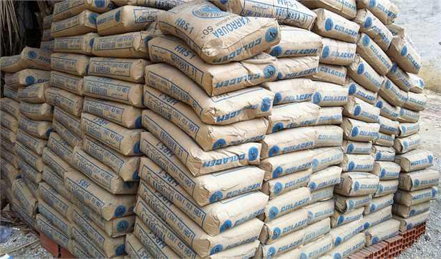 کاهش قیمت سیمان فله و پاکتی در شهریور ۹۹