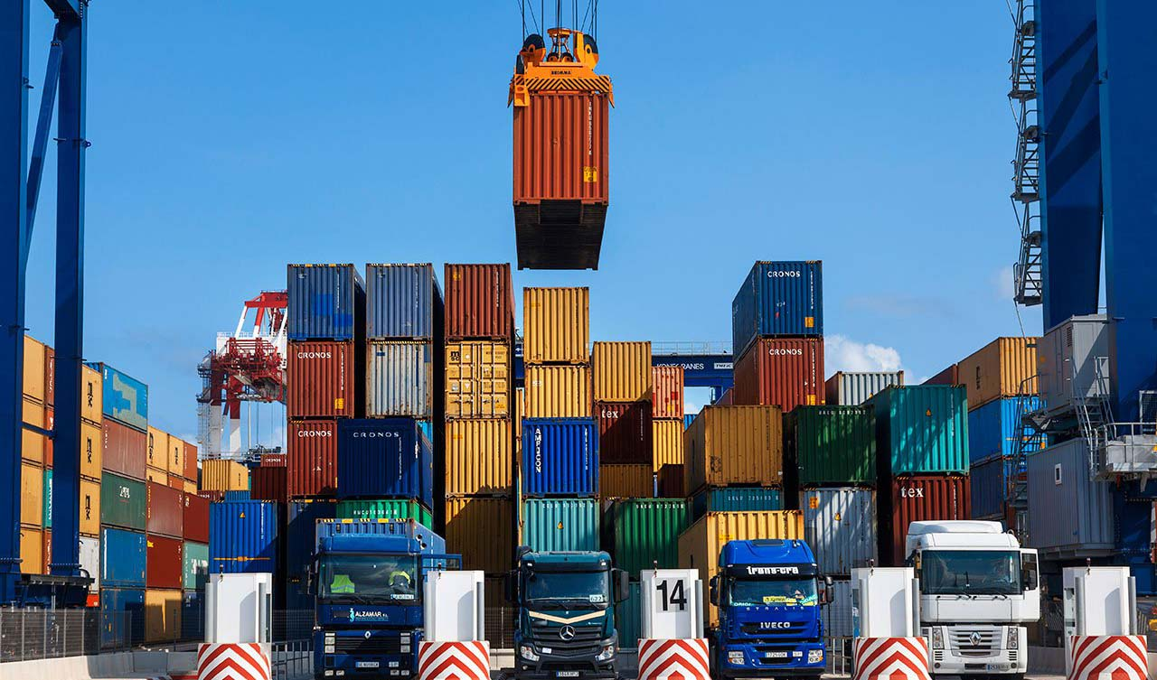 تجارت ۱۱ میلیارد دلاری ایران و چین در ۹ ماه/ آمریکا ۳۵ برابر بیشتر از ایران با چین تجارت دارد + جدول