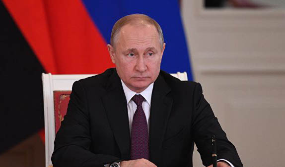 پوتین: سازمان تجارت جهانی نیاز به اصلاح دارد