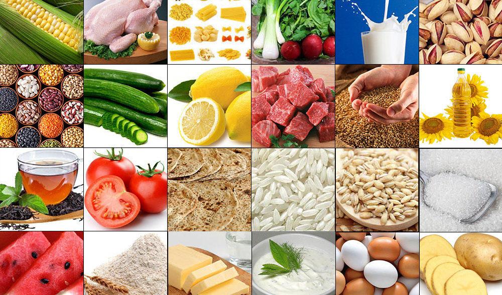 متوسط قیمت محصولات و هزینه کشاورزی تابستان ۹۹