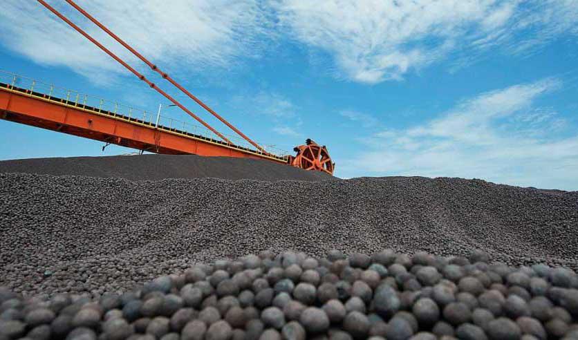 تولید گندله سنگآهن از ۱۸ میلیون تن عبور کرد