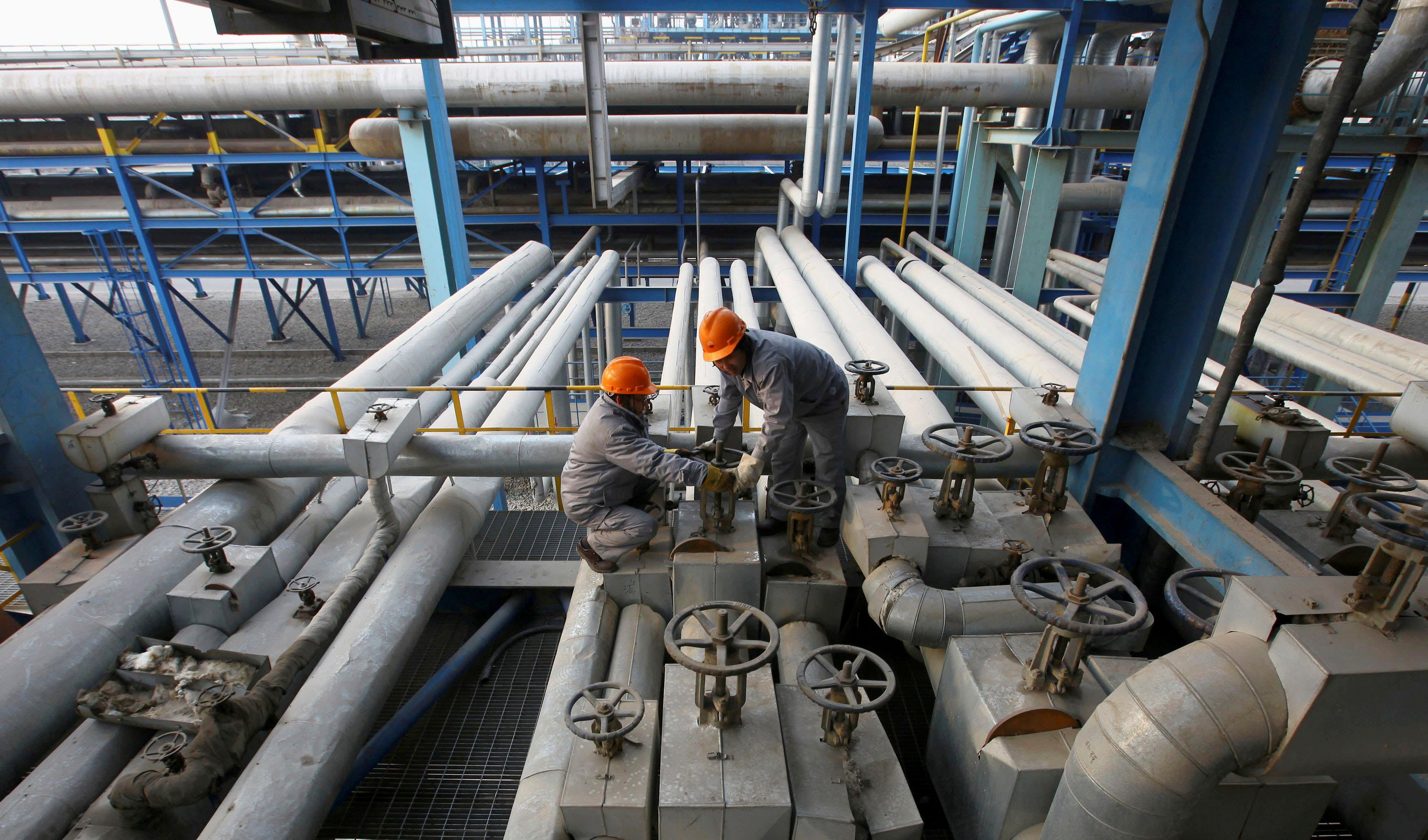 چین با سبقت از آمریکا، بزرگترین پالایشگر نفت جهان میشود